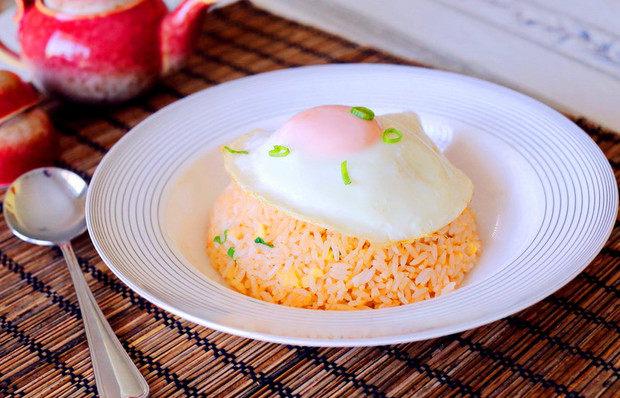 柬埔寨茉莉香米蛋炒饭