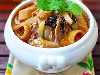 草原羊杂汤