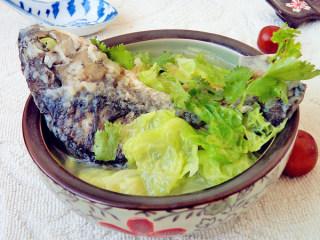 白菜鲫鱼汤