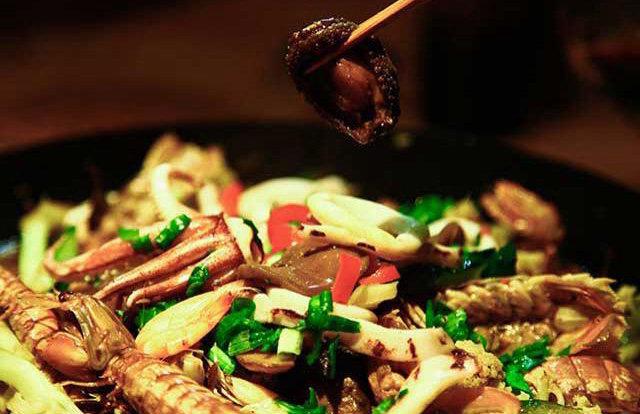 海鲜任性锅