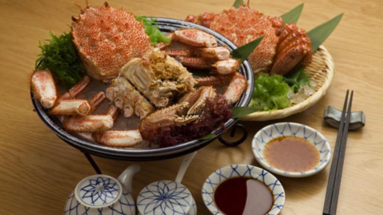 """""""日本大闸蟹""""——红毛蟹"""