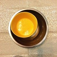 磨牙棒饼干,黄油隔热水融化