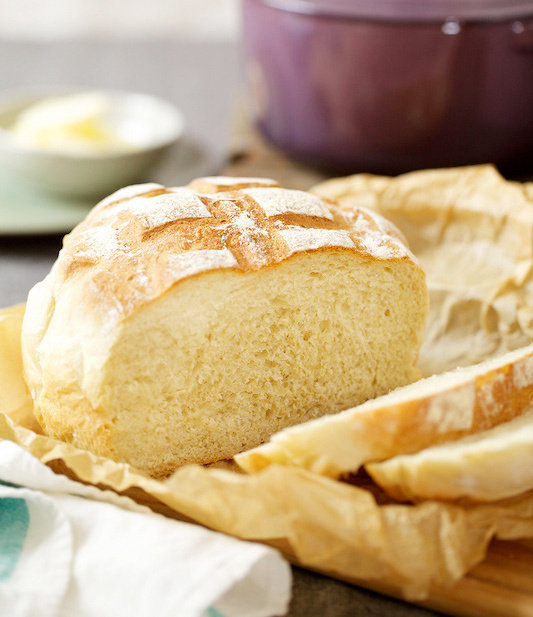 快手家常面包