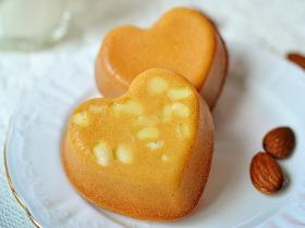 杏仁小蛋糕