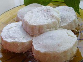 山药豆沙糕