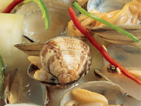 冬瓜文蛤汤