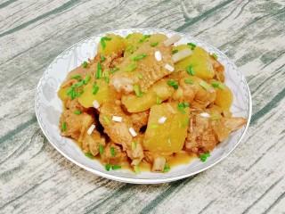 电饭煲冬瓜焖鸭