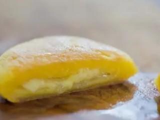 红薯香蕉小饼,超好吃😋