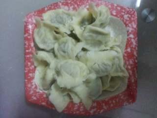 五种蔬菜猪肉馅饺子