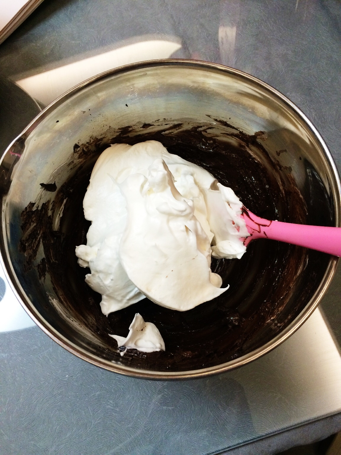 蒸烤黑森林蛋糕的做法和步骤第12张图