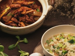 啤酒鸭&上海菜泡饭