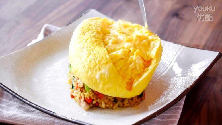 超级梦幻咖喱蛋包饭