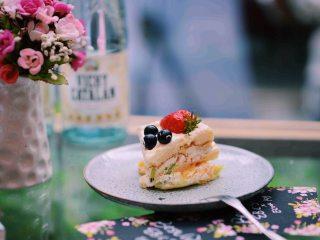 #春日烘焙教室#裸蛋糕,展示;