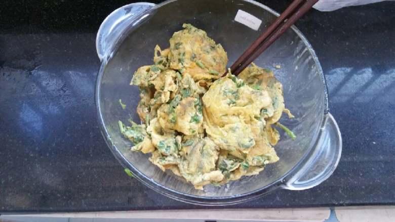 香椿炒鸡蛋