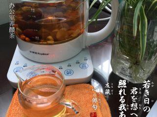 办公室养颜茶#健康美颜餐#