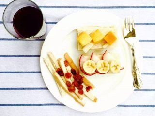30天不重复的快手早餐,裸三明治