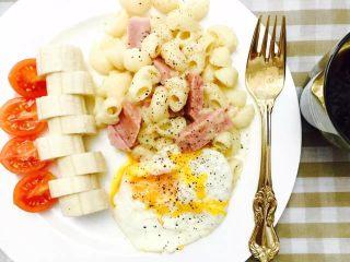 30天不重复的快手早餐,意面