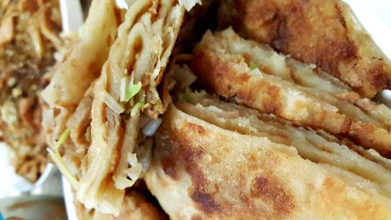 老北京肉饼