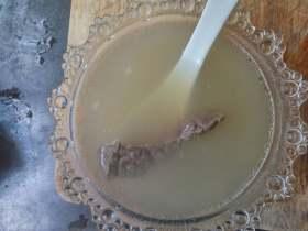 石橄榄猪肺汤