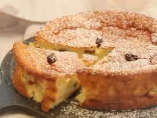 阿尔萨斯法式起司蛋糕