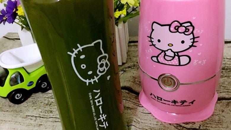 初夏水果季·自制青瓜汁