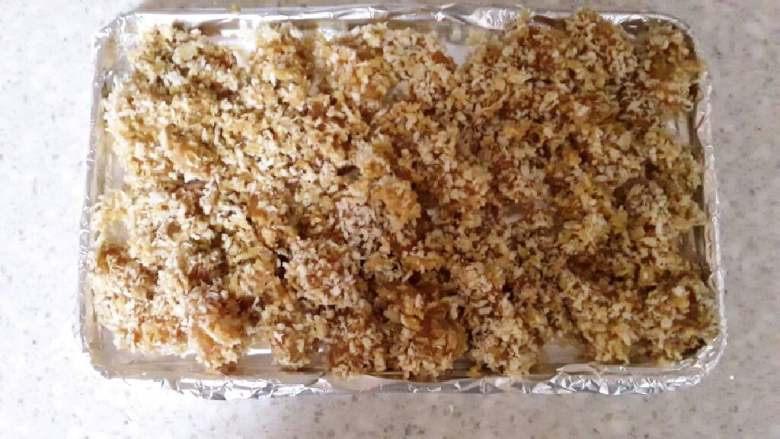 鸡米花烤箱版