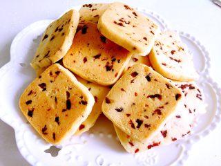 超酥脆~蔓越梅曲奇饼干