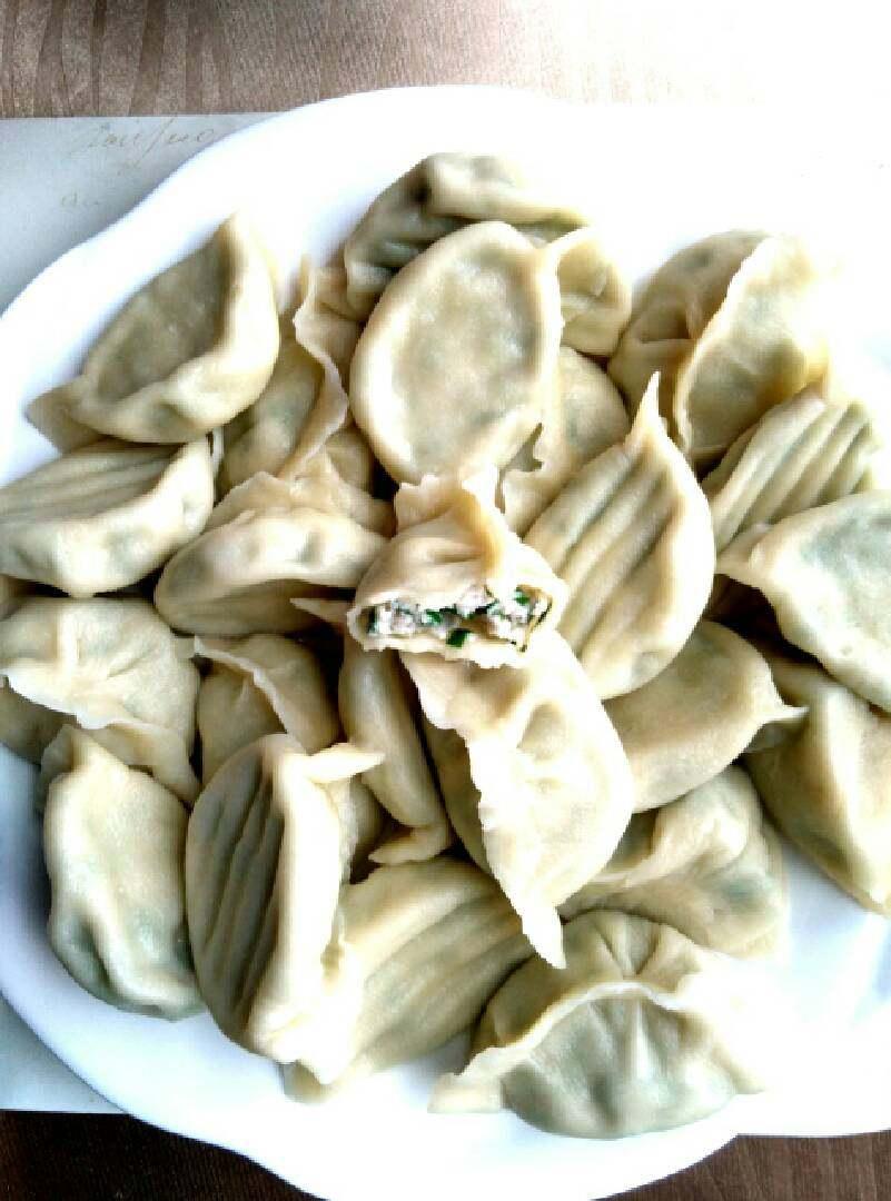 #白白胖胖的鲅鱼🐠水饺#