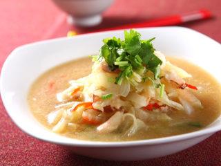 蟹肉白菜心