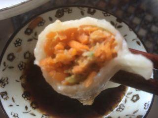 猪肉萝卜馅饺子,味道好的没得说🙊🙊
