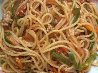 意大利面,自认为美味的意大利面就可以出锅