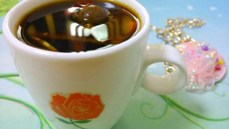 补气养血之红枣姜茶