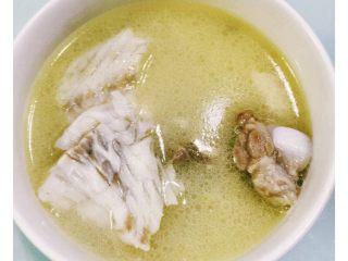 黄鱼排骨汤