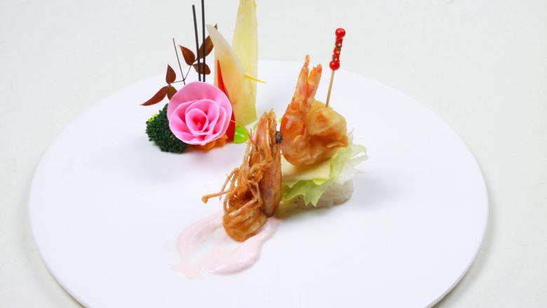 锅巴大明虾