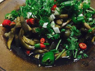 「吃货久久」简单营养足料的超开胃凉拌茄子