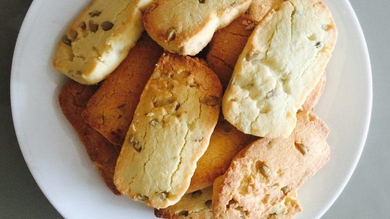 葵花子饼干