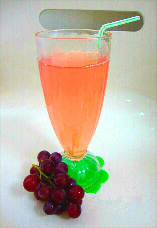 酸葡萄也有春天:自制葡萄汁