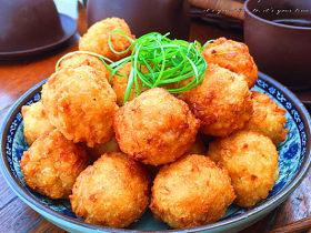#越吃越FIT#外酥里嫩的豆腐猪肉丸子