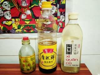豪华版火腿拌黄瓜✨#夏天的味道#,调醋汁