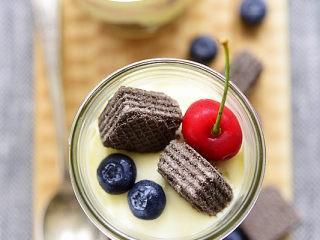 可爱的十分钟杯子甜点——奶油生起司蛋糕