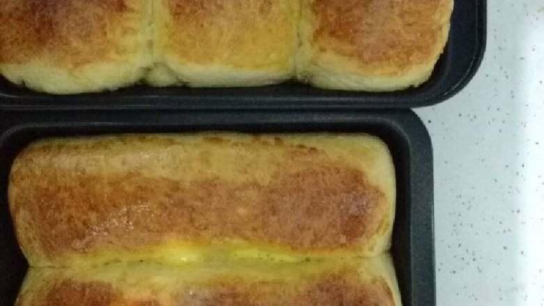 蔓越莓土司面包