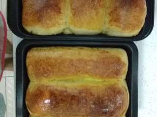 蔓越莓土司面包,香喷喷的土司面包就做好了