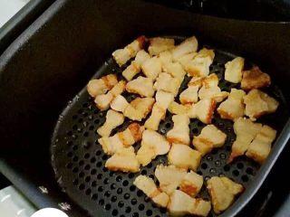 韩优空气炸锅版,健康自制猪油,185度,加热20分钟左右即可