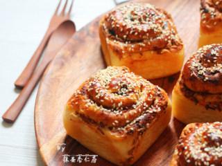 肉松面包卷~~
