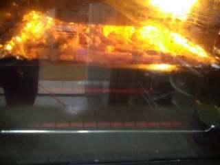 烤羊排,烤20分钟左右即可