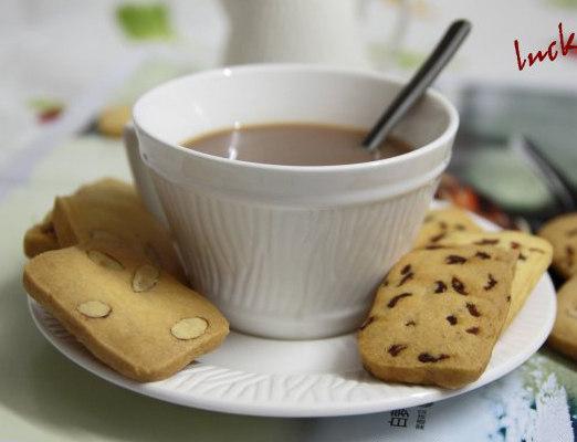 大杏仁黄油饼干&蔓越梅黄油饼干