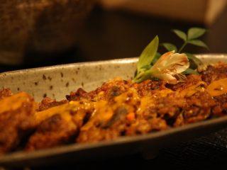 泰式咖喱鱼饼
