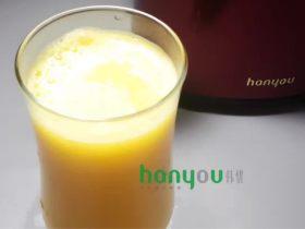 最经典的鲜榨果汁----苹果橙汁