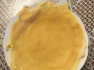 鸡蛋牛奶饼