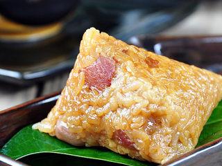 香浓里脊肉粽